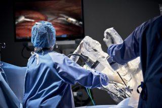 Robotic-Assisted Surgery - davinci surgery